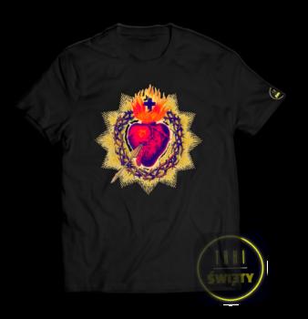 T-Shirt_SerceJezusa