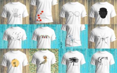 Nowe koszulki po wizycie w Asyżu!